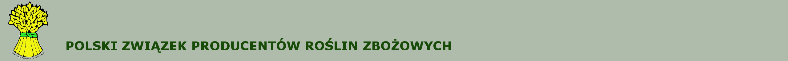 Polski Związek Producentów Roślin Zbożowych