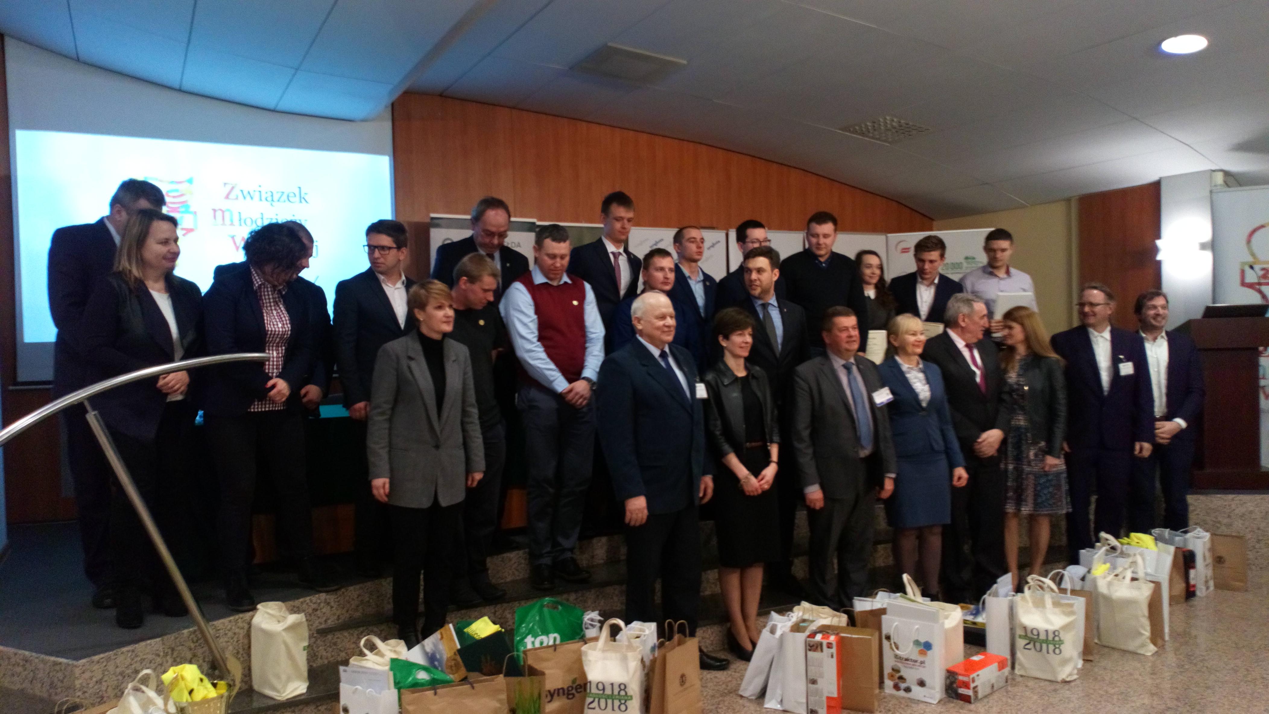 Olimpiada Młodych Producentów Rolnych