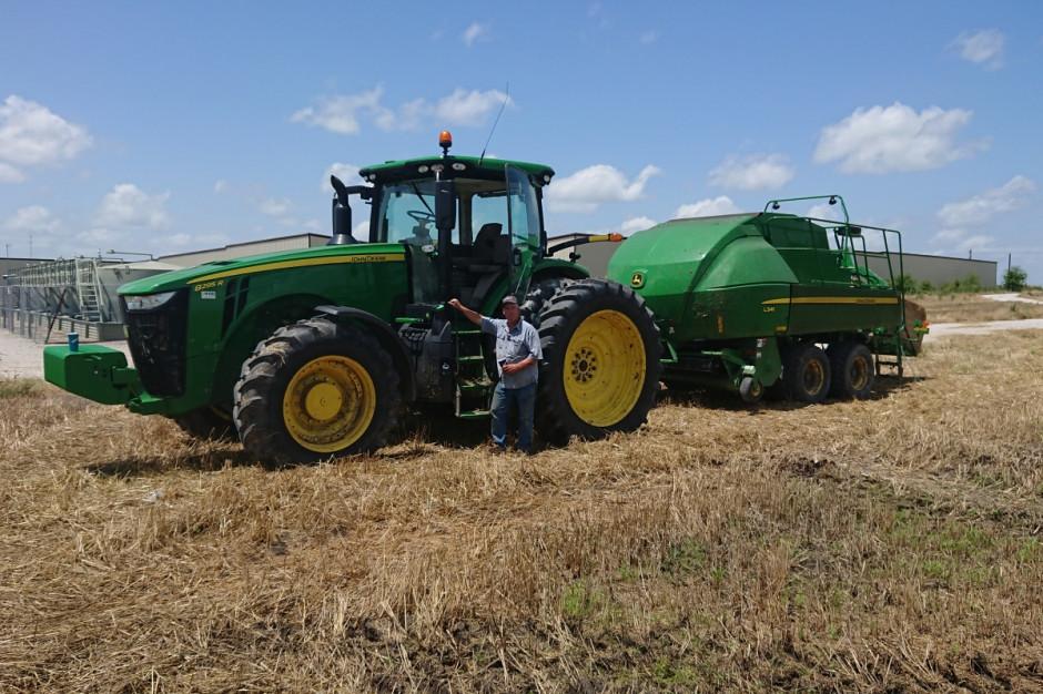Farmer w Teksasie – zapraszamy do lektury relacji z pobytu w USA uczestnika wymiany Polska – Texas