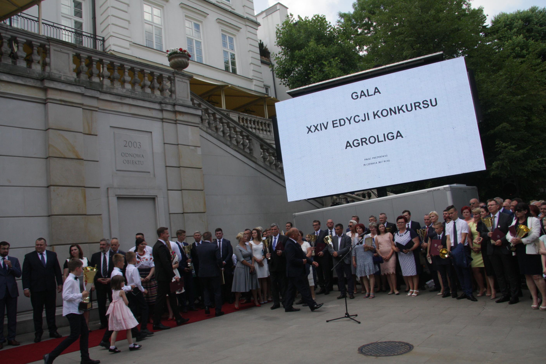 Gala XXIV Konkursu AgroLiga 2016