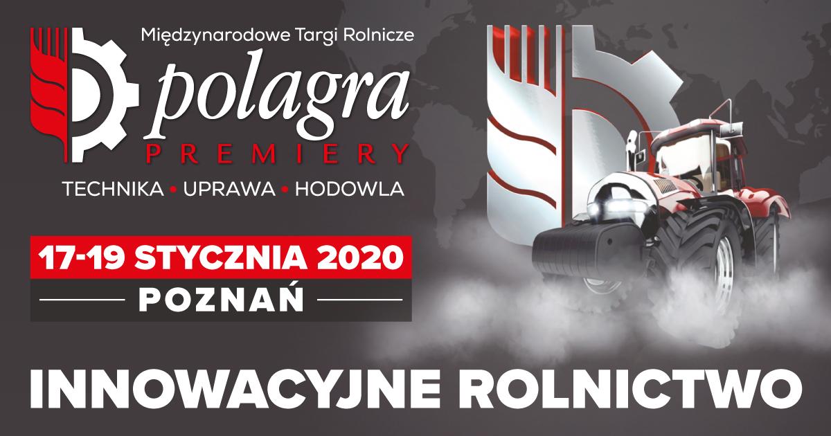 Zapraszamy na POLAGRA PREMIERY 2020!