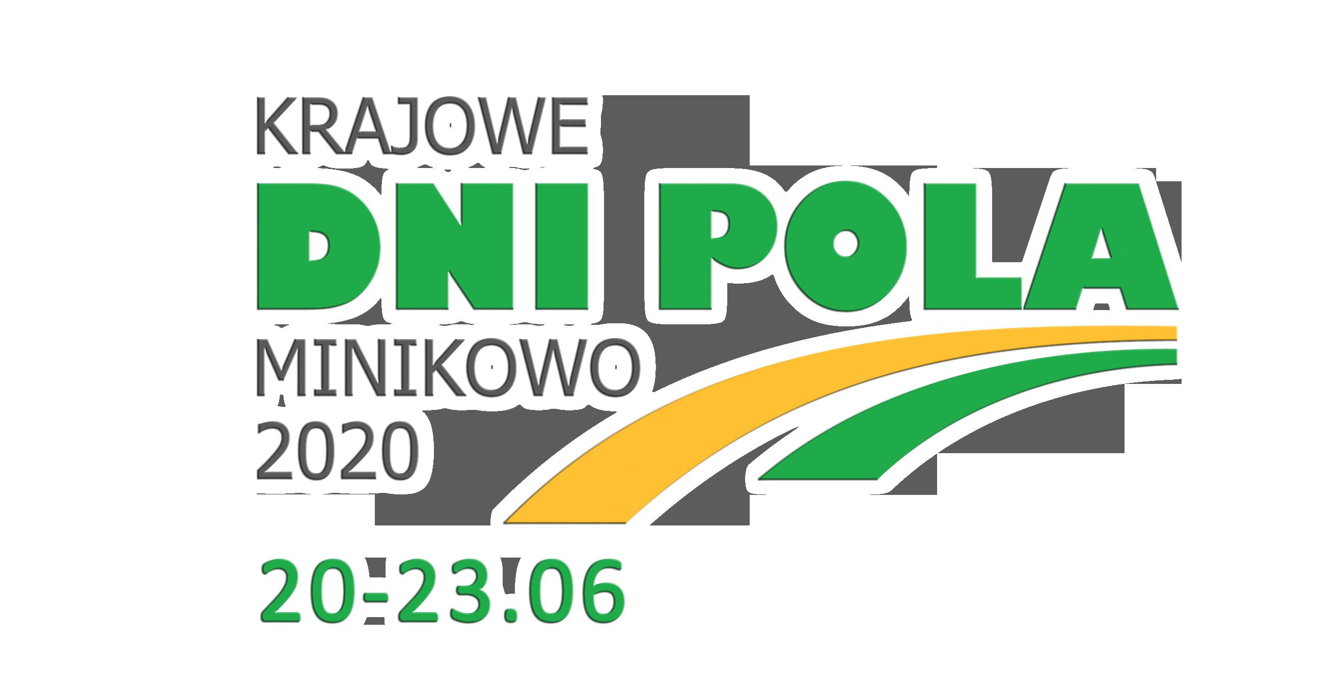Zapraszamy na Krajowe Dni Pola Minikowo 2020